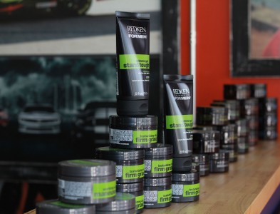 Hot Redkin Mens Hair Products