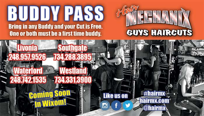 Bring In A Buddy And Your Cut Is Free