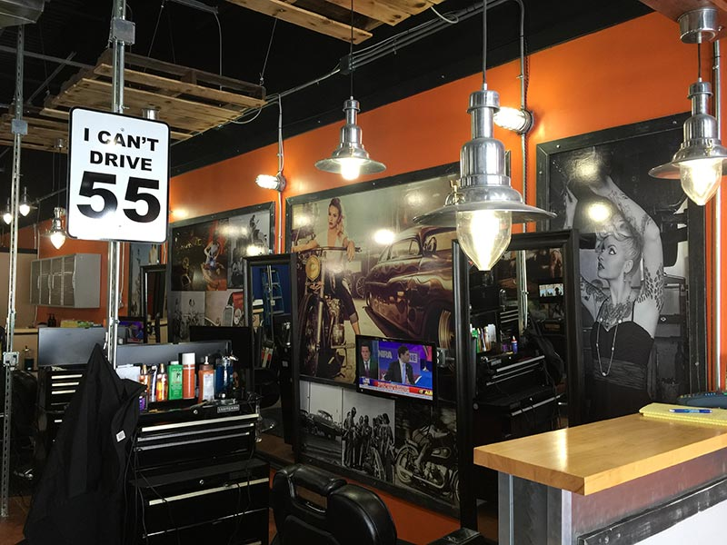 Auburn Hills Station - Hair Mechanix
