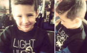 young boys haircut and style