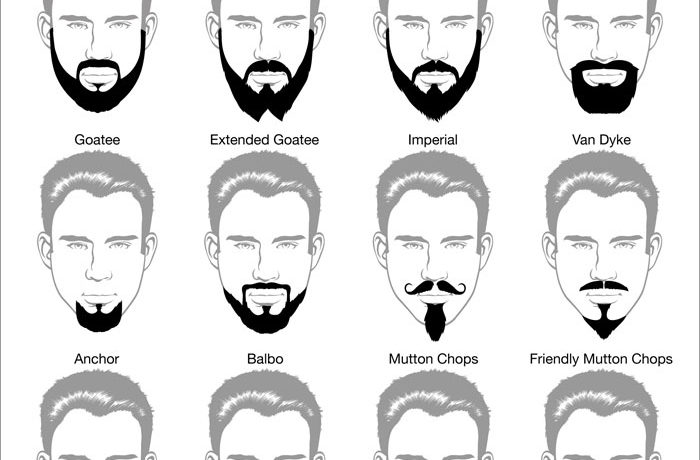 Super Beard Trimming And Types Of Beards Trimmed At Hmx Short Hairstyles For Black Women Fulllsitofus
