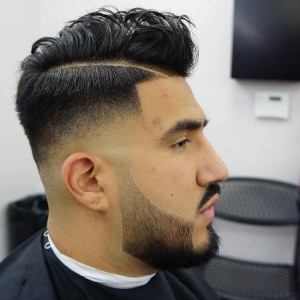 designer beard