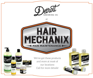 mens hair care products