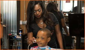 Children's Haircuts At Hair Mechanix