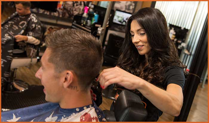 Hair Mechanix Guy S Haircuts Barber Salon And Services