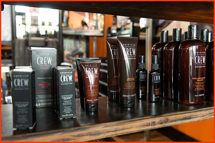Crew Styling Products