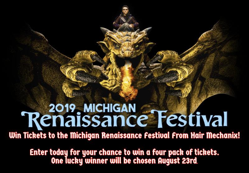Win Renaissance Festival Tickets!