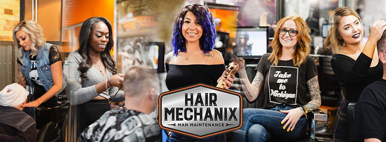 Exciting Stylists Careers at Hair Mechanix