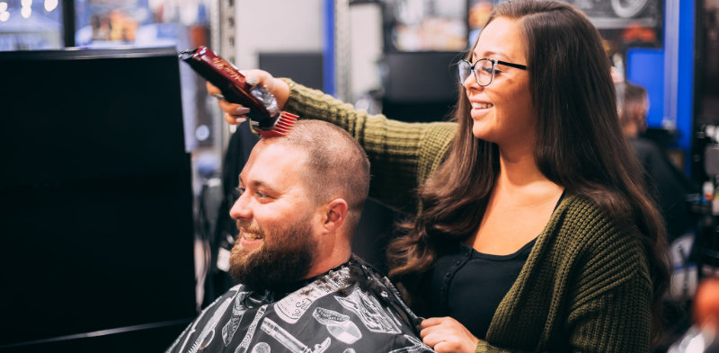 Detroit Area Barber and Hair Salon